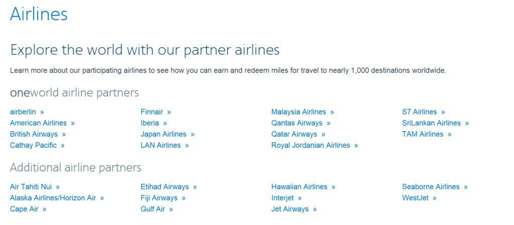 Программа лояльности American Airlines – AAdvantage: Начисление миль и статусы