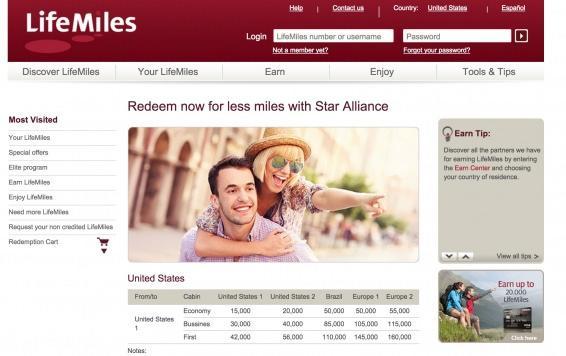 LifeMiles наконец-то разрешает смешивать классы обслуживания в премиальных билетах