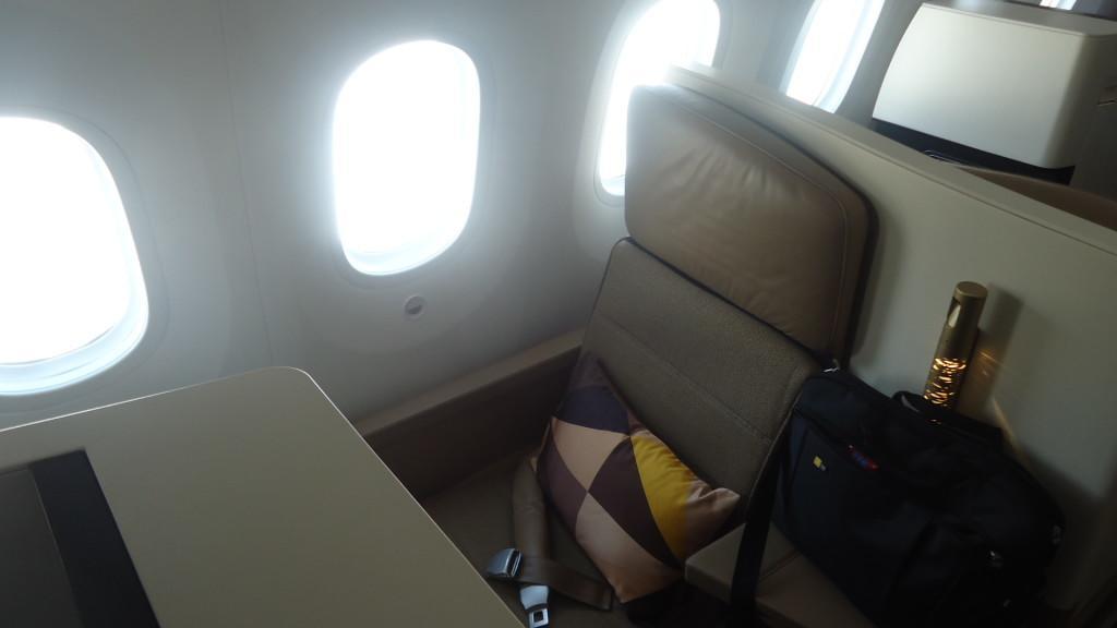 "Обзор: Etihad Airways, Business Class ""Studios"", Абу-Даби – Вашингтон"