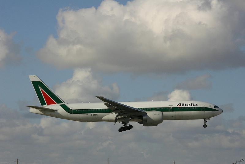 Alitalia начинает выполнять рейсы в Мехико