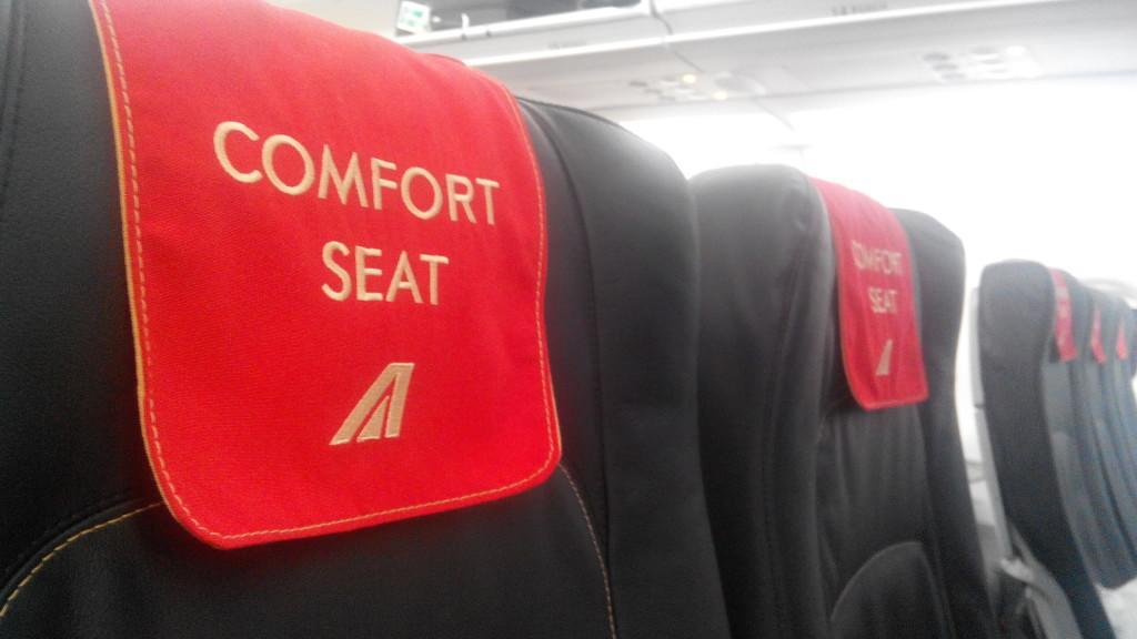 Может ли любой пассажир претендовать на приоритетные места в эконом-классе?