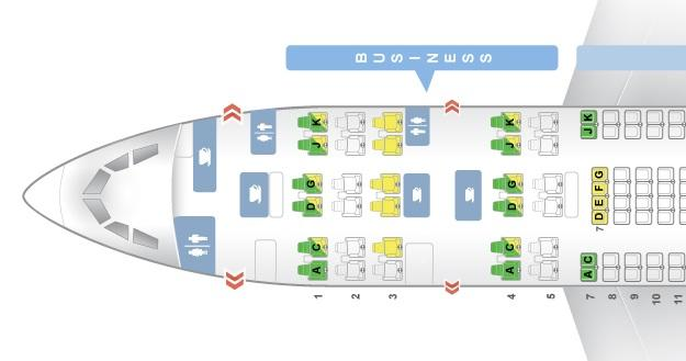 Обзор: Avianca, бизнес-класс, Богота – Сан-Паулу