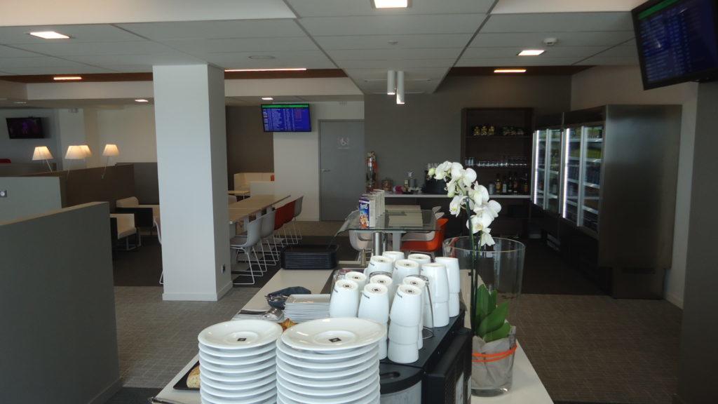 Обзор: Bordeaux Airport Lounge