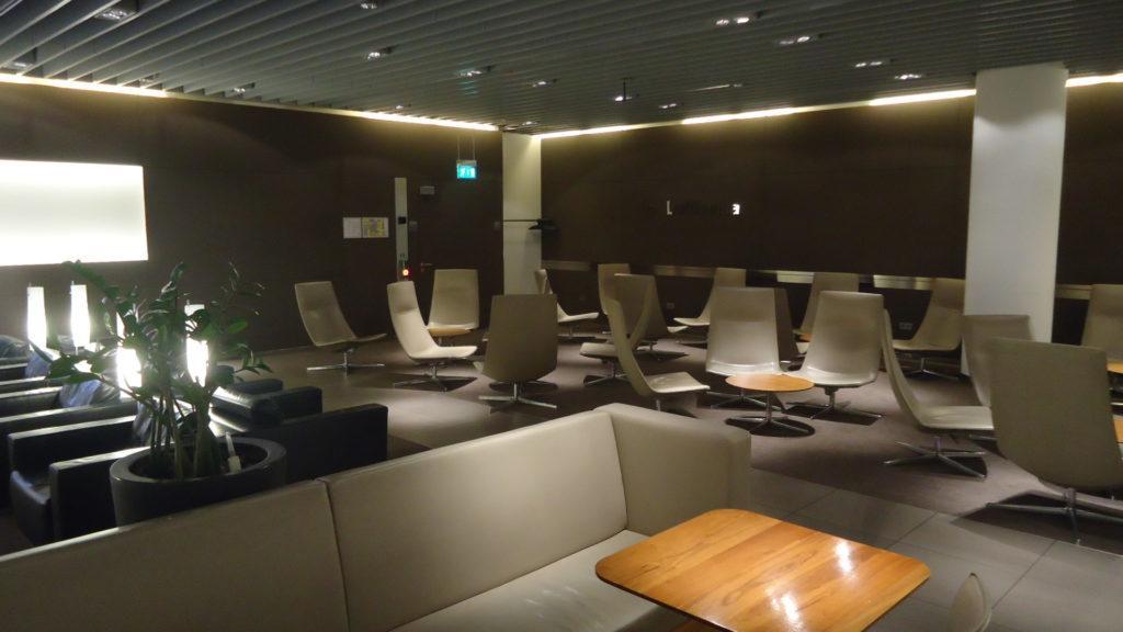 Обзор: Senator Lounge, Мюнхен