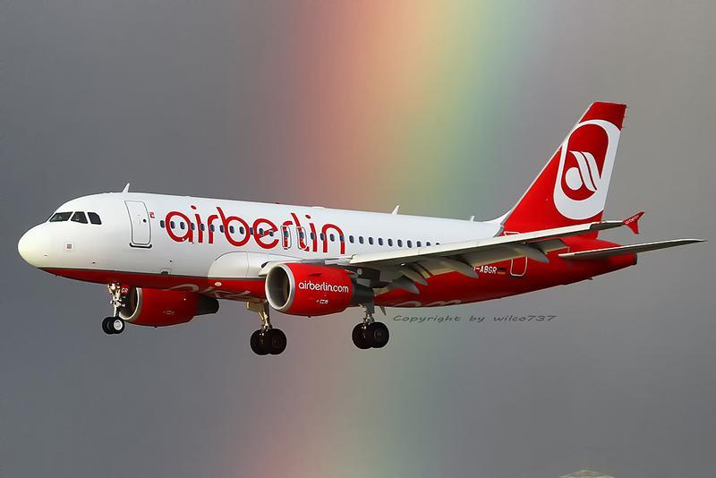 Air Berlin представит бизнес-класс на внутриевропейских рейсах