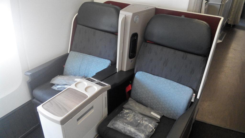 Обзор: Turkish Airlines, B777, бизнес-класс, Стамбул – Майами