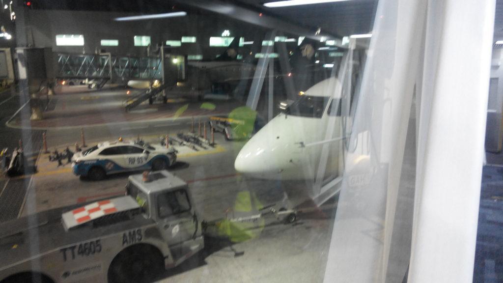 Обзор: Aeromexico, E-190, бизнес-класс, Мехико – Санто-Доминго