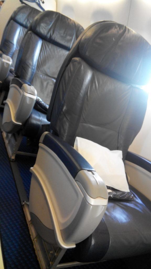 Обзор: Aeromexico, E-190, бизнес-класс, Санто-Доминго – Мехико