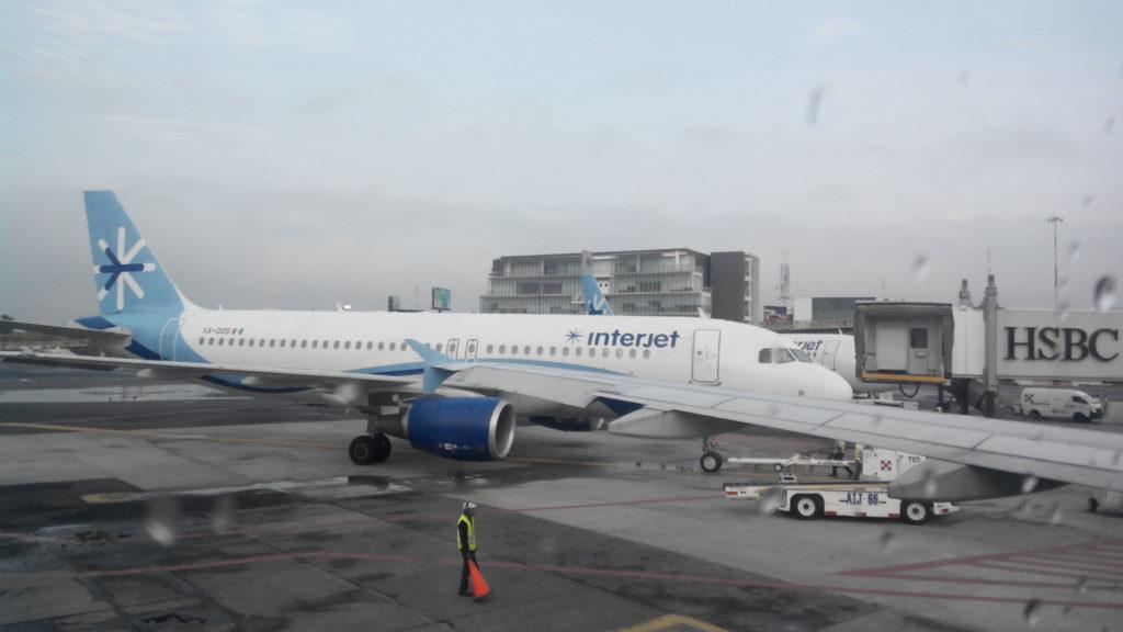 Обзор: Interjet, Мехико – Пуэрто-Вальярта – Мехико
