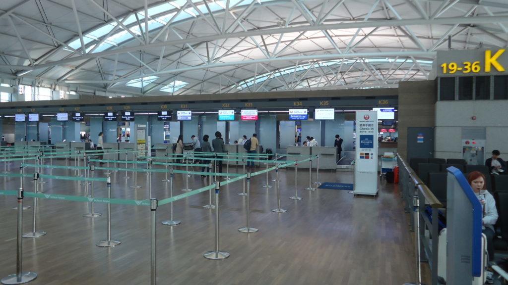 Обзор: Cathay Pacific Lounge и Korean Air Lounge, Сеул