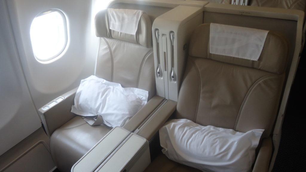 Обзор: Saudia, A330, бизнес-класс, Стамбул – Рияд