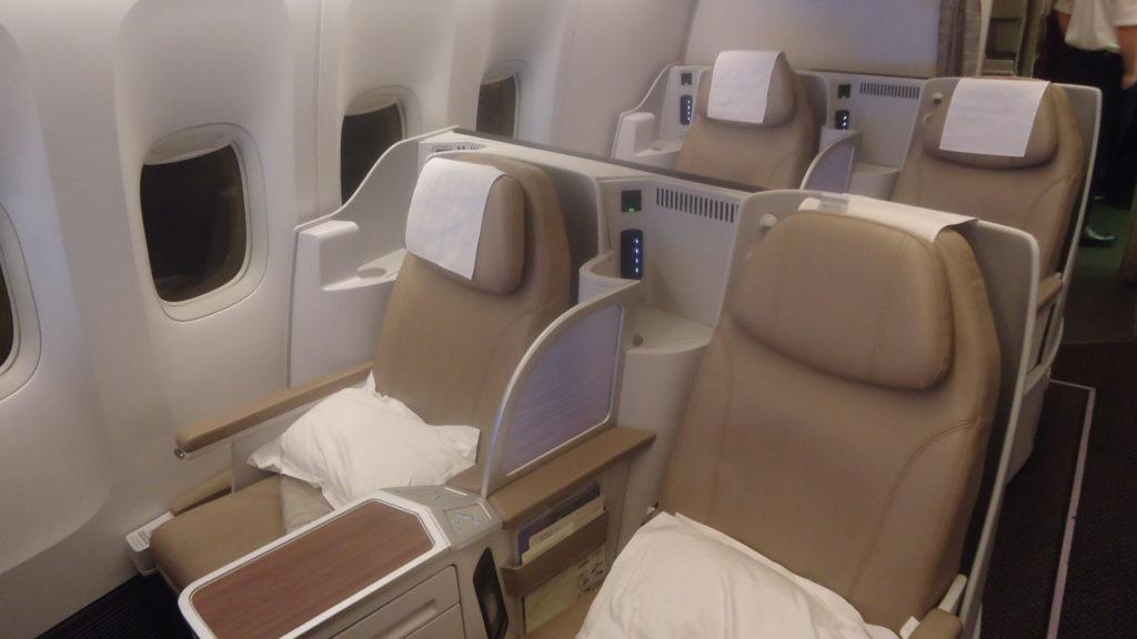 Обзор: Saudia, B777, бизнес-класс, Рияд – Куала-Лумпур