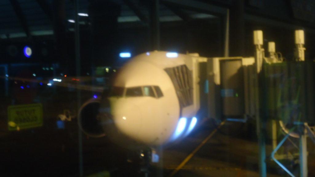 Обзор: JAL, B777, первый класс, Джакарта – Токио