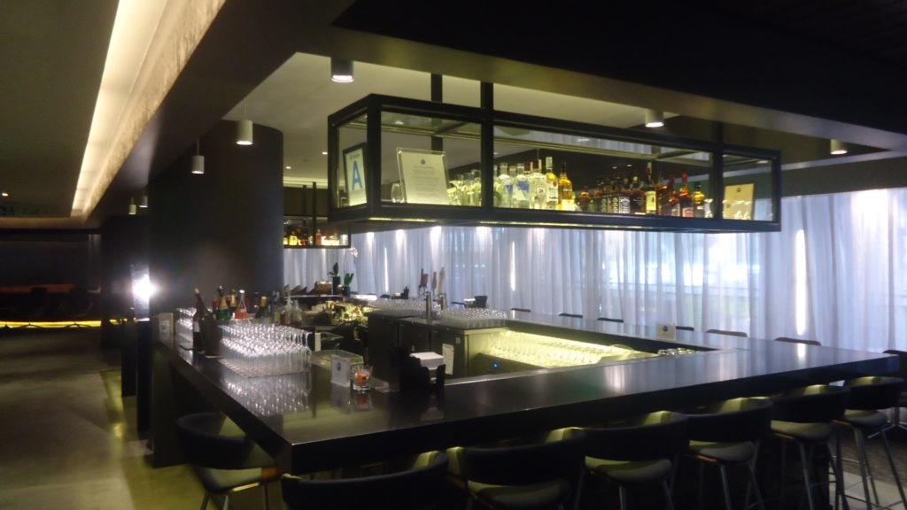 Обзор: Qantas First Class Lounge, Лос-Анджелес