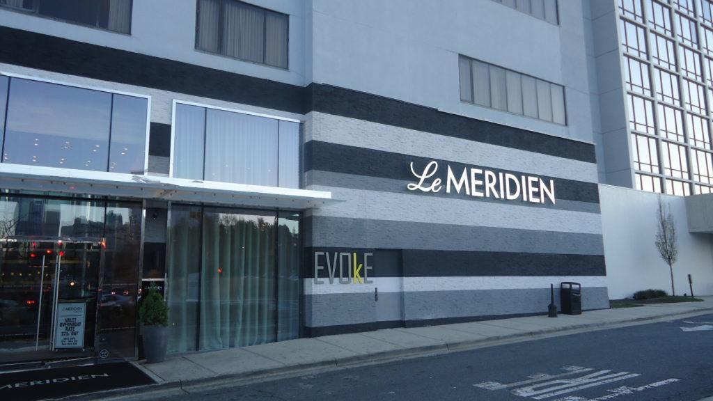 Обзор: Le Meridien, Шарлотт