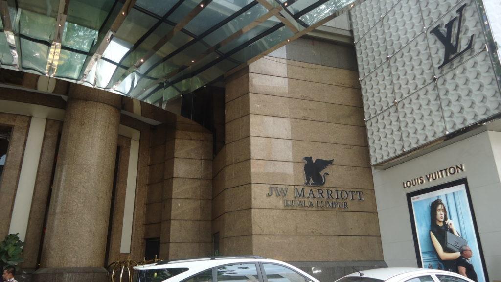 Обзор: JW Marriott, Куала-Лумпур