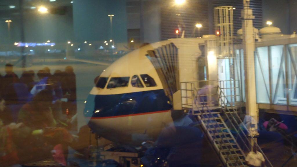 Обзор: Cathay Pacific, A330, бизнес-класс, Коломбо – Гонконг