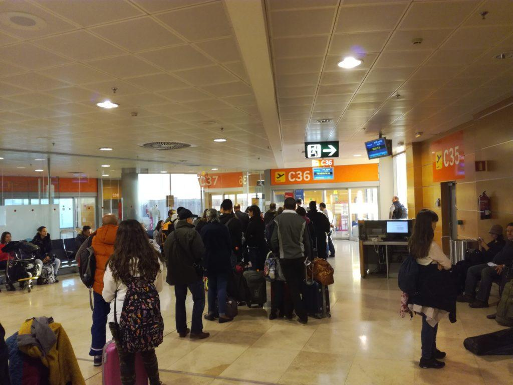 Обзор: Air Europa, A330, бизнес-класс, Мадрид – Тенерифе