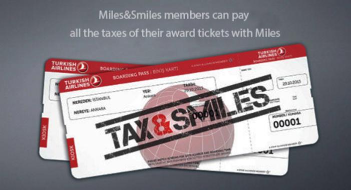 Налоги и сборы на премиальные билеты Miles&Smiles теперь можно оплачивать милями