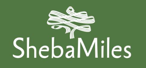 3000 бесплатных миль ShebaMiles за регистрацию!