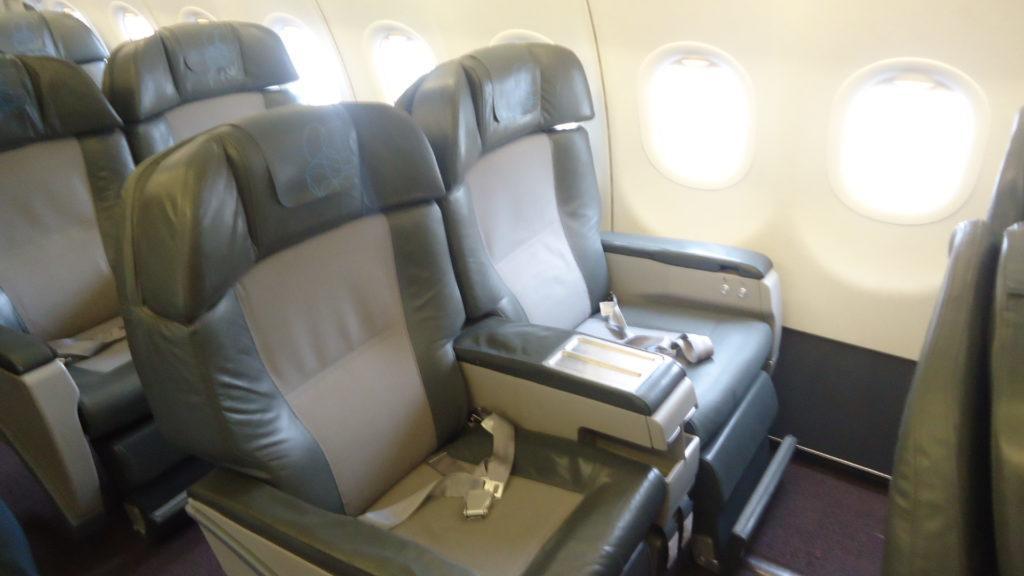 Обзор: Iberia, A319, бизнес-класс, Цюрих – Мадрид