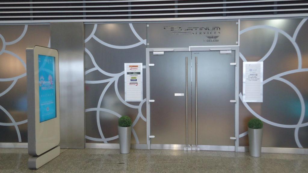 Обзор: Platinum Celebi Lounge, Будапешт