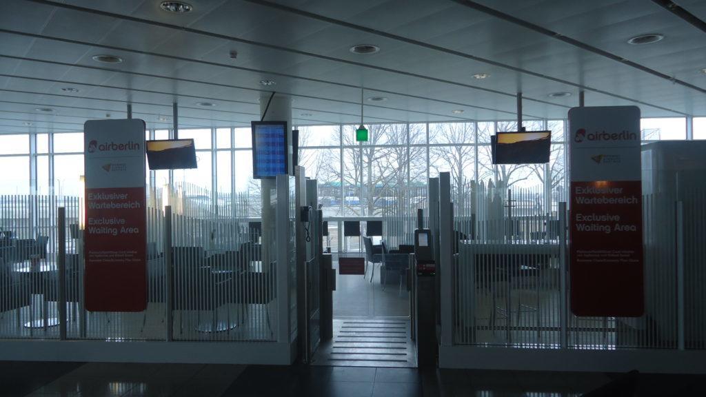 Что ожидать от внутриевропейского бизнес-класса Air Berlin