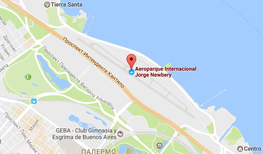 Плейнспоттинг в Буэнос-Айресе (AEP)