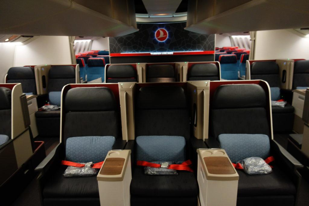 Review: Turkish Airlines, B777, Business Class, Buenos Aires – Istanbul