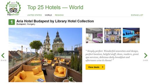 Рейтинг лучших в мире отелей по версии Tripadvisor удивит вас!