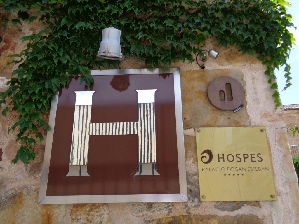 Обзор: Hospes Palacio de San Esteban, Саламанка