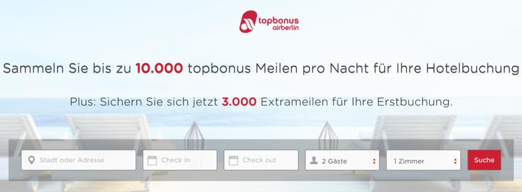 3 000 бонусных миль topbonus за бронирование отеля на Rocketmiles
