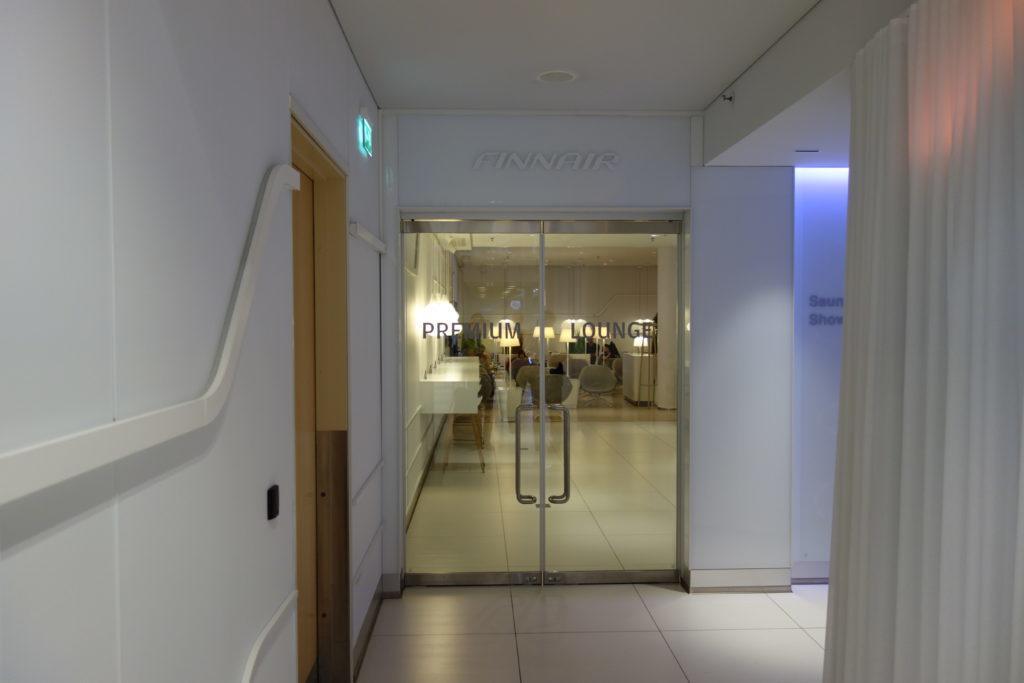 Обзор: Finnair Premium Lounge, Хельсинки