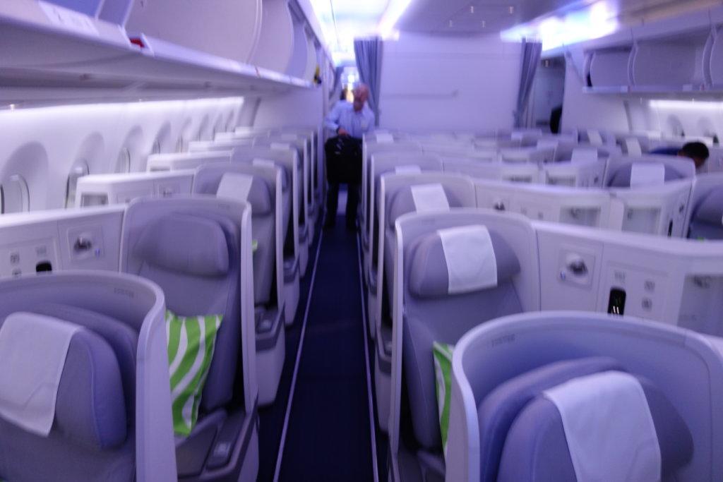 Обзор: Finnair, бизнес-класс, Хельсинки – Сингапур