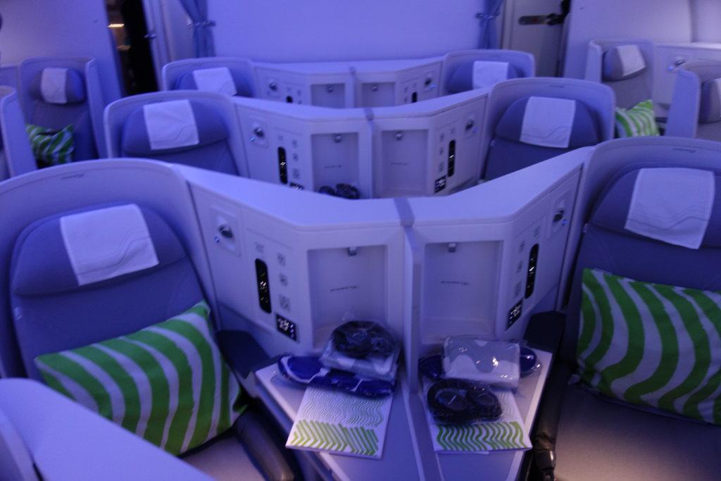 Бизнес-класс Finnair в 5 фотографиях