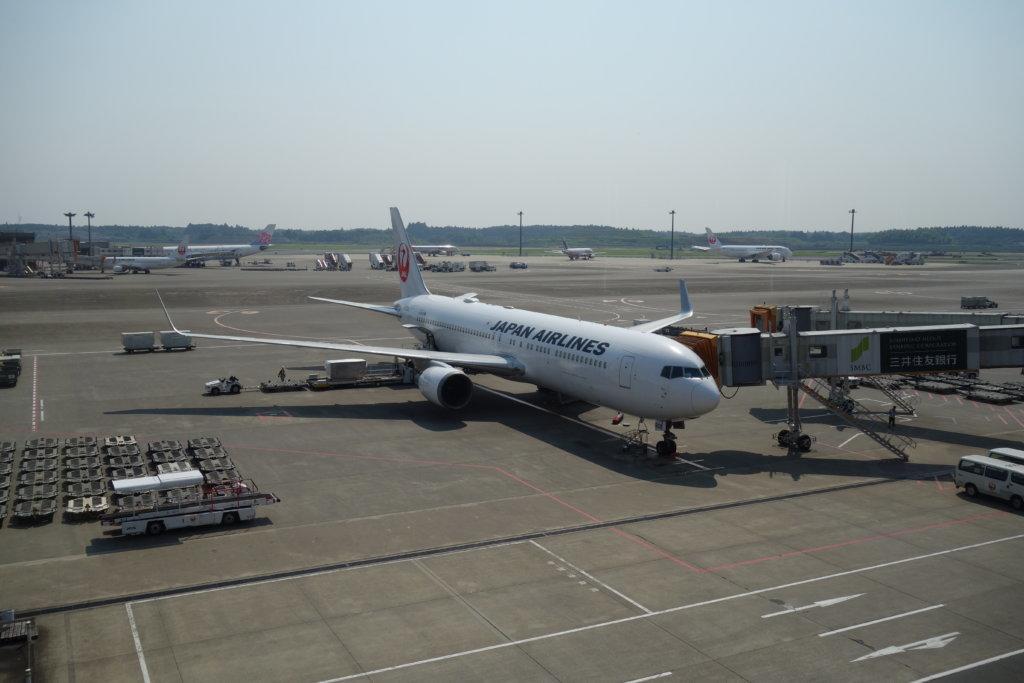 Обзор: JAL, бизнес-класс, Токио – Манила