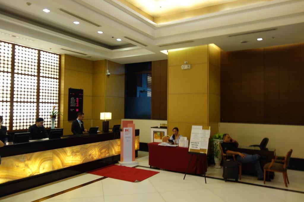 Обзор: Holiday Inn Manila Galleria, Манила