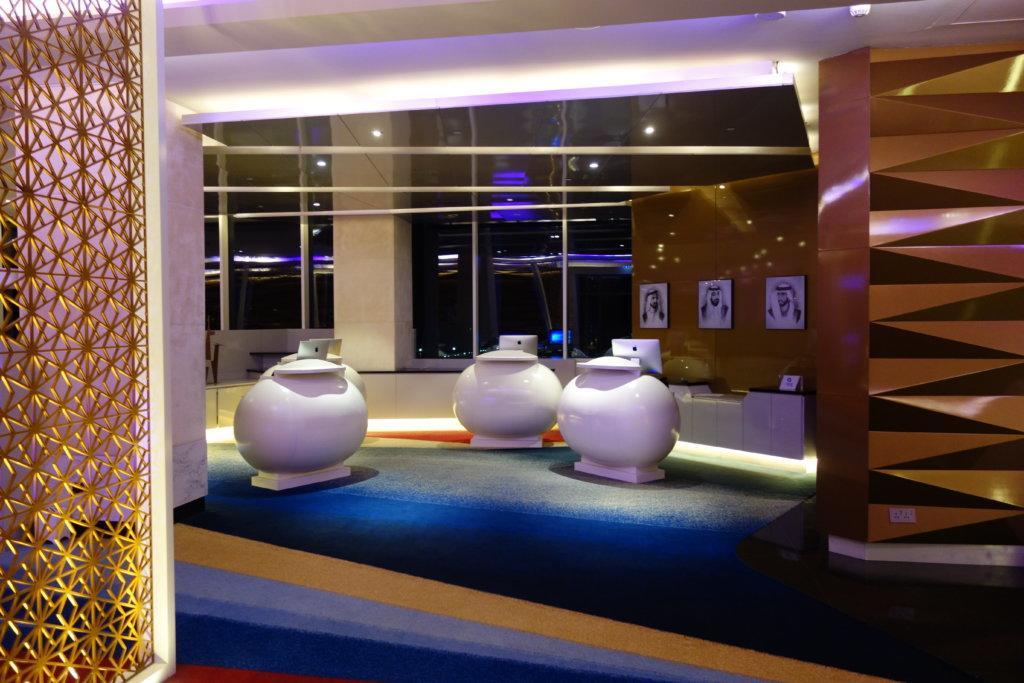 Обзор: W Dubai Al Habtoor City, Дубай