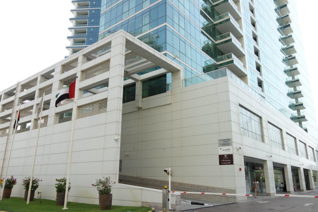 Обзор: Doubletree Jumeirah Beach, Дубай