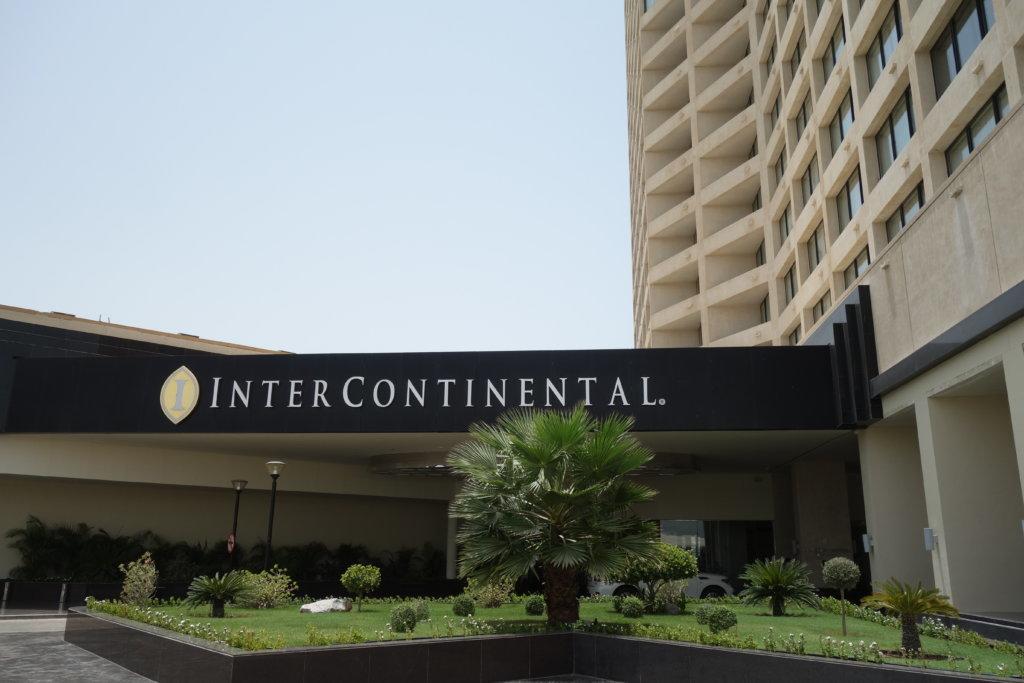 Обзор: InterContinental, Абу-Даби