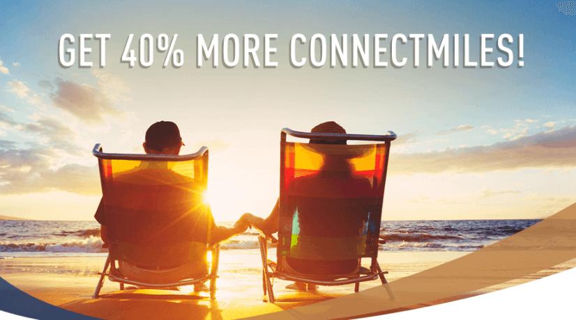 Распродажа миль Copa ConnectMiles с бонусом 40%!