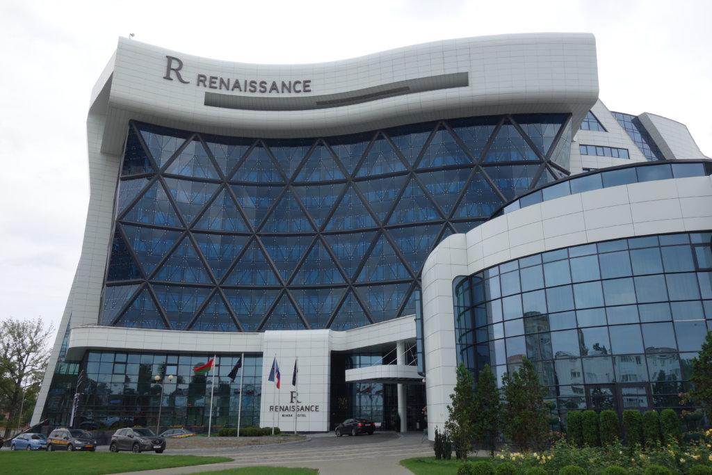 Обзор: Renaissance, Минск