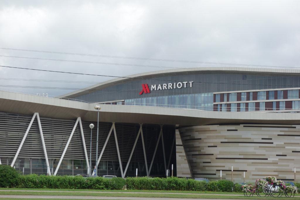 Обзор: Minsk Marriott, Минск