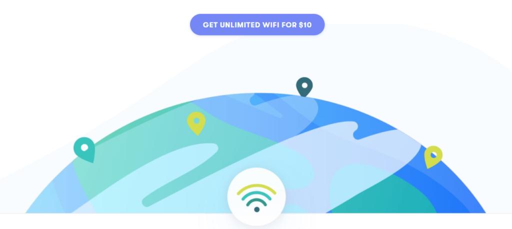 Как работает WiFi на борту через iPass?