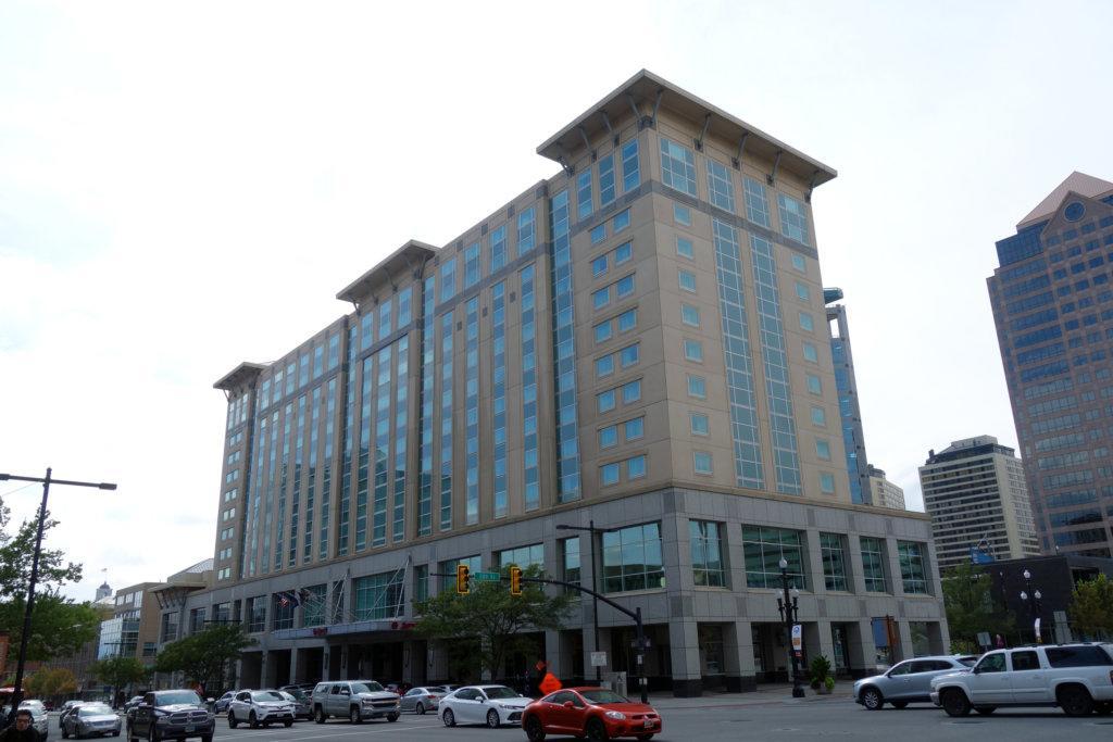 Обзор: Marriott Salt Lake City Center, Солт-лейк-сити