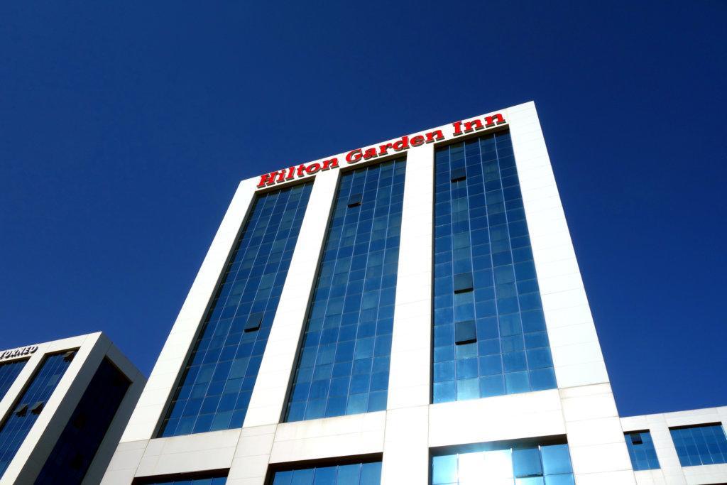 Обзор: Hilton Garden Inn, Севилья