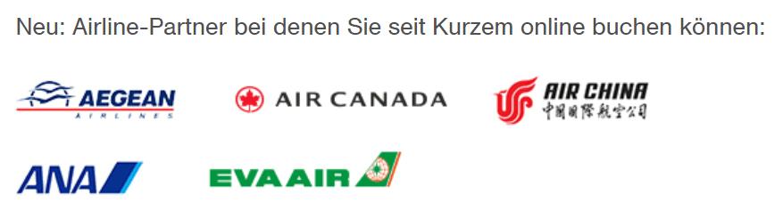 В Miles&More теперь можно бронировать онлайн рейсы еще пяти авиакомпаний