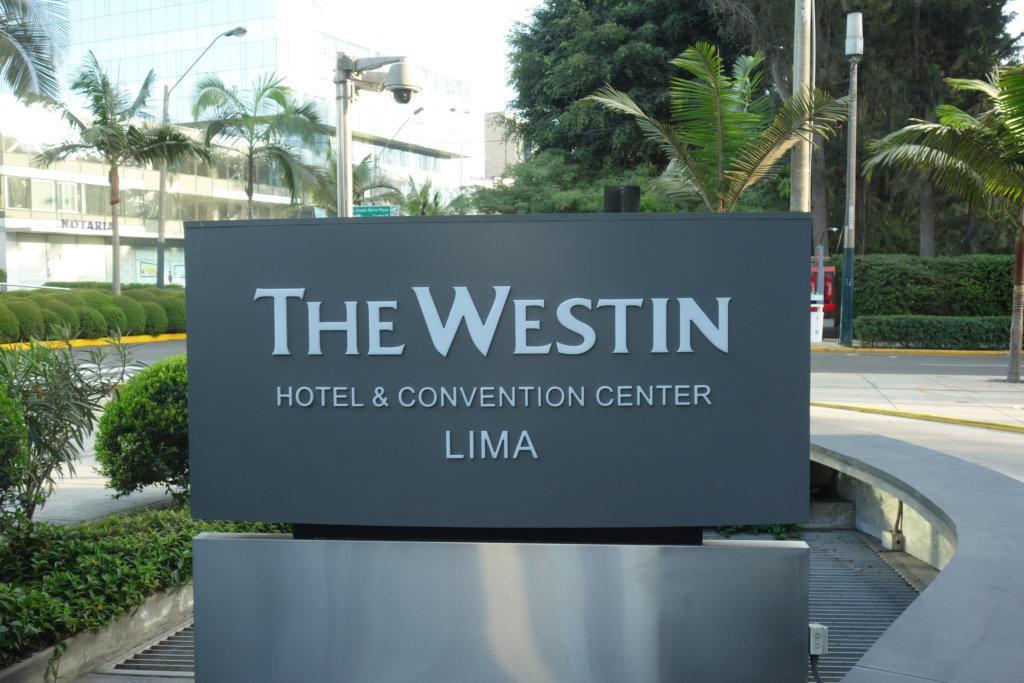 Обзор: Westin, Лима