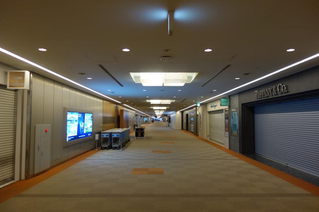 Обзор: ANA Business Class Lounge, Токио (NRT)