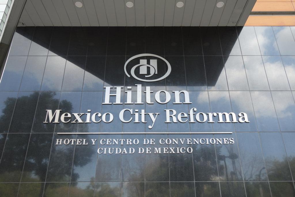 Обзор: Hilton Reforma, Мехико